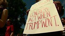 واکنشها به خروج دونالد ترامپ از پیمان پاریس