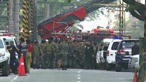 پلیس فیلیپین: حمله به کازینو در مانیل تروریستی نبوده