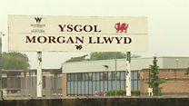 Cyngor 'ddim yn cefnogi ysgol Gymraeg'