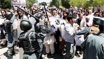 چرا در کابل پلیس به تظاهرکنندگان شلیک کرد؟