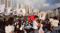 """""""六四""""导赏团──寻找1989年香港支援民运的踪迹"""