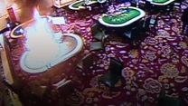 Manila casino gunman footage revealed