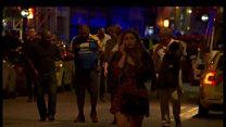 लंदन हमला: लोगों में भगदड़ मच गई