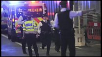 لندن میں دہشت گردی