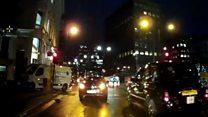 حمله لندن: ون مهاجمان از دوربین یک تاکسی