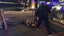 حمله لندن: چه کسی از مهاجمان لندن عکس گرفت؟