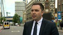 Mae Gohebydd BBC Cymru, Steffan Messenger wedi bod yn holi llygad dystion