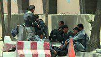 تنش میان دولت افغانستان و معترضان به وضعیت امنیتی