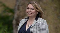 Karen Bradley defends police funding