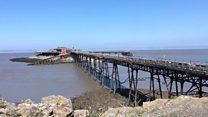 Happy 150th birthday Birnbeck Pier
