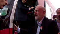 Corbyn backs calls for Theresa May to resign