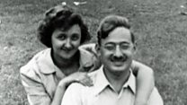 The American parents executed for spying