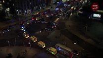 حمله لندن و موضوع آرامش وامنیت