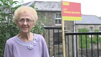 UK's oldest mayor on Labour stronghold