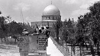 Cómo Israel derrotó a tres países en la Guerra de los Seis Días