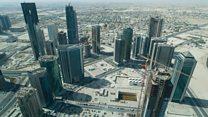 """""""المصريون في قطر يشعرون بالقلق"""""""