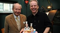 Nick Park: Peter was my first choice to play Wallace
