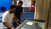 Former refugees share their election views