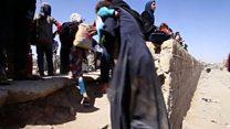 دخترم را کشتند: گزارش اختصاصی بیبیسی فارسی از وضعیت غیر نظامیان  در نبرد موصل