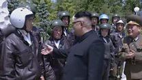 Літаки і лідер: авіашоу у Північній Кореї