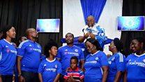 Gereja di Ghana adakan syukuran untuk Chelsea