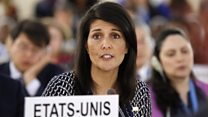 UN rights council 'must address bias'
