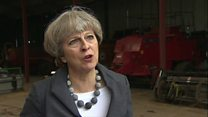 May attacks Corbyn over marriage tax