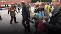 Москвичи протестуют против реновации