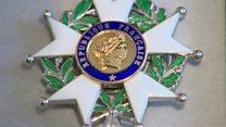 France honours WW2 veterans' bravery