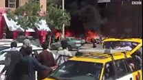 #شما؛ تصاویر دریافتی از مخاطبان بیبیسی فارسی از انفجار در هرات