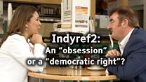 Indyref2: An 'obsession' or 'democratic right'?