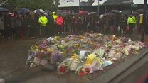ТВ-новости: Лондон после теракта, ход следствия и минута молчания