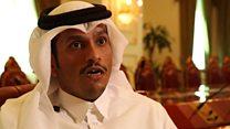 """وزير الخارجية القطرية """" لايوجد أي دليل على دعم قطر للتطرف الإسلامي"""""""