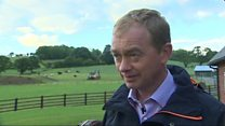 Future of farming 'up for grabs'