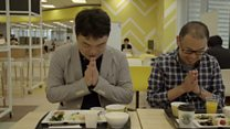 Yahoo Japan boss sets agenda over breakfast