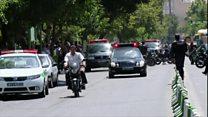 İranda hücumlar: təhlükəsizlik tədbirləri gücləndirilir