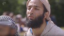 Londra saldırganı cihatçı belgeselinde