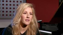 Ellie Goulding: 'More housing for the homeless'