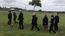 Messines cententary commemorations