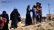 Musul'un keskin nişancıları sivilleri hedef alıyor