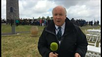Centenary of the battle of Messines