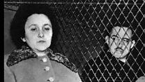 'Sovyet casusu' olmakla suçlanan Amerikan çift