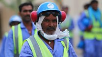 Katar'daki göçmen işçilere ne olacak?