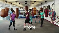 Birmingham's boxers feature in new ident