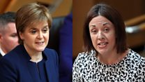 Fallout from Sturgeon-Dugdale 'chat' continues