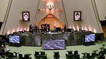 တီဟီရန် အချက်အချာ နေရာတွေ တိုက်ခိုက်ခံရ