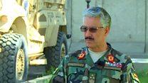 گفتگوی اختصاصی  با ژنرال گل نبی احمدزی