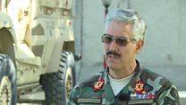 جنرال ګل نبي احمدزی: له دندې نه يم لرې شوی