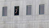 حال و هوای پایتخت ایران در روز حمله انتحاری