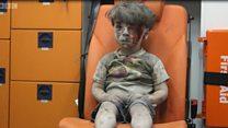Мальчик из Алеппо как лицо войны и орудие пропаганды?